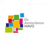 De Amsterdamse MAVO logo