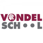 Vondel school logo